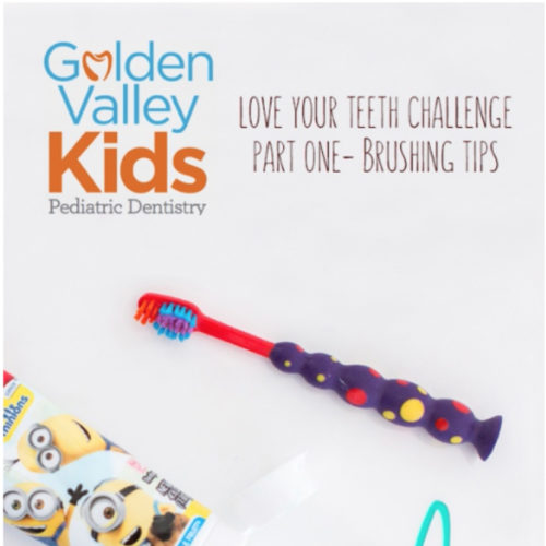 Let's Talk Tooth Brushing Tips With Dr. Adena Borodkin of Golden Valley Kids Pediatric Dentistry