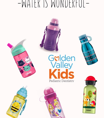 Let's Talk Hydration With Dr. Adena Borodkin of Golden Valley Kids Pediatric Dentistry