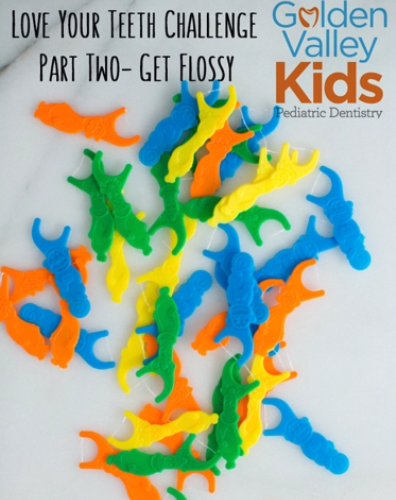 Let's Talk Flossing With Dr. Adena Borodkin of Golden Valley Kids Pediatric Dentistry