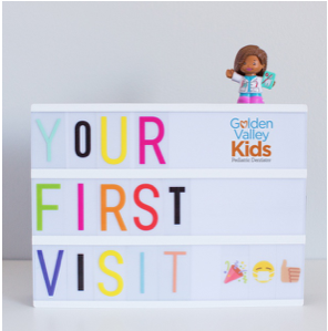 Let's Talk About Preparing for Your Child's First Dental Visit with  Dr. Adena Borodkin of Golden Valley Kids Pediatric Dentistry in Minneapolis, MN