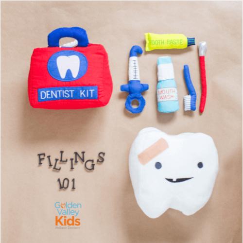 Let's Talk Fillings with Dr. Adena Borodkin of Golden Valley Kids Pediatric Dentistry in Minneapolis, Minnesota